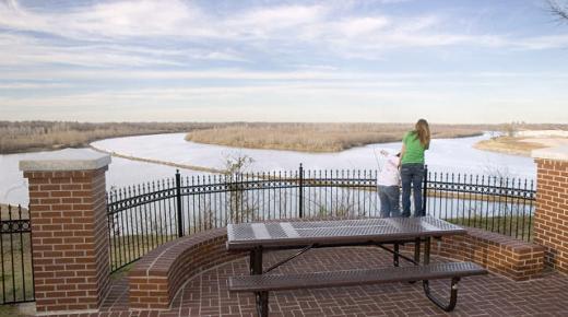 Grand Ecore Visitor Center, Natchitoches Louisiana